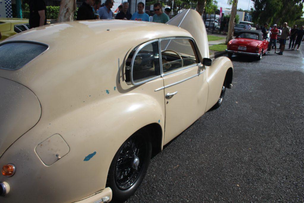 Cars and coffee Brisbane