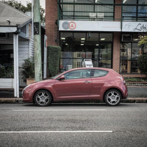 Alfa Romeo Mito Brisbane