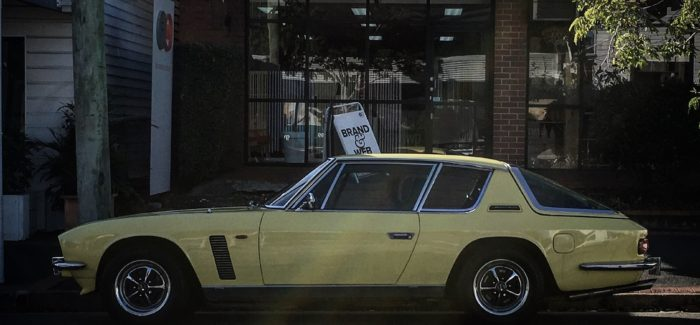 Jensen Interceptor brisbane